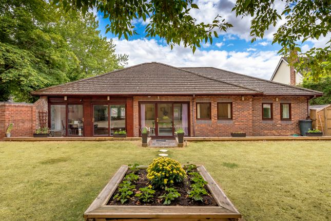 Thumbnail Detached bungalow for sale in The Willows, Church Close, Madeley, Telford, Shropshire