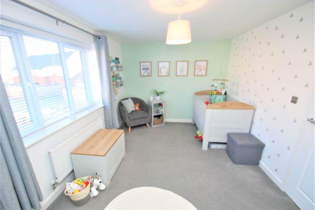 Bedroom Two of Harvey Close, South Shields NE33