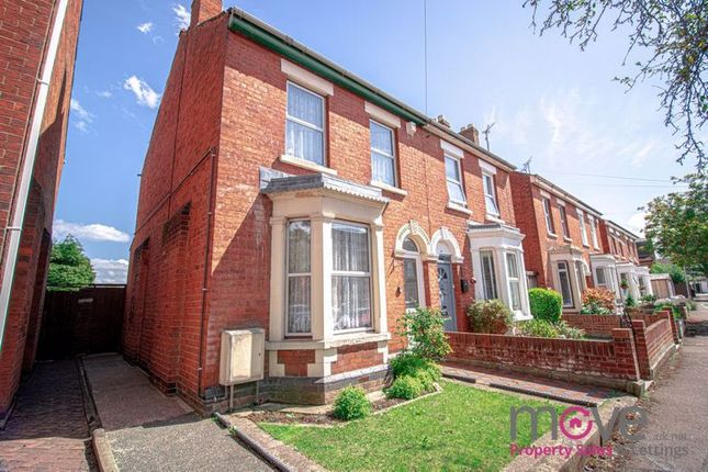 Thumbnail Semi-detached house for sale in Malvern Road, Gloucester