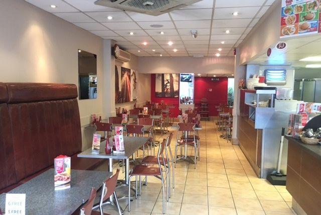 Thumbnail Restaurant/cafe for sale in Surrey Street, Littlehampton