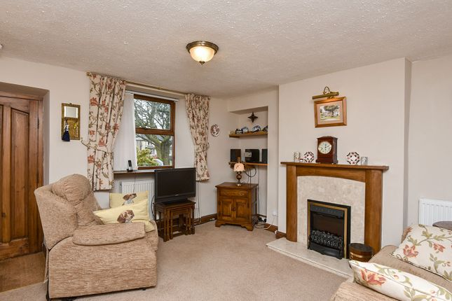 Thumbnail Semi-detached house for sale in The Green, Litton, Buxton