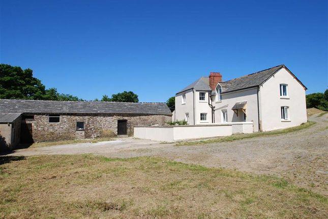 Thumbnail Farm for sale in Hartland, Bideford
