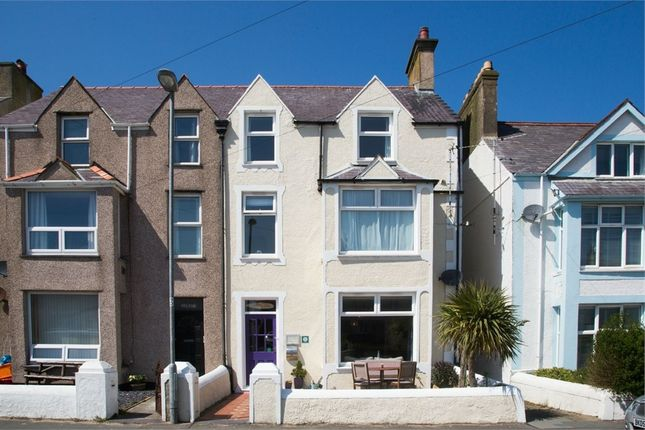 Thumbnail Semi-detached house for sale in Station Road, Rhosneigr, Anglesey
