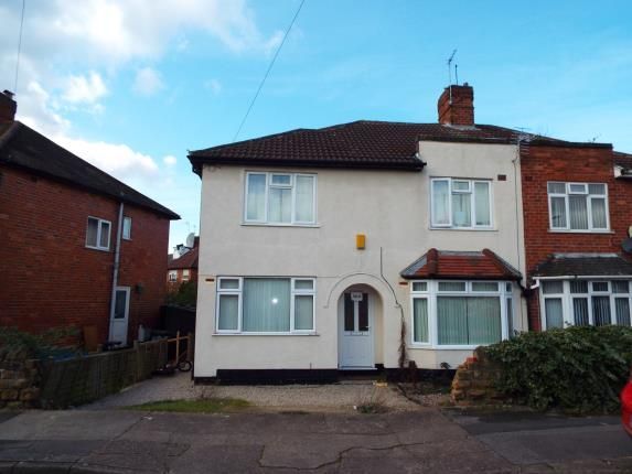 Thumbnail Flat for sale in Lilac Crescent, Beeston, Nottingham, Nottinghamshire