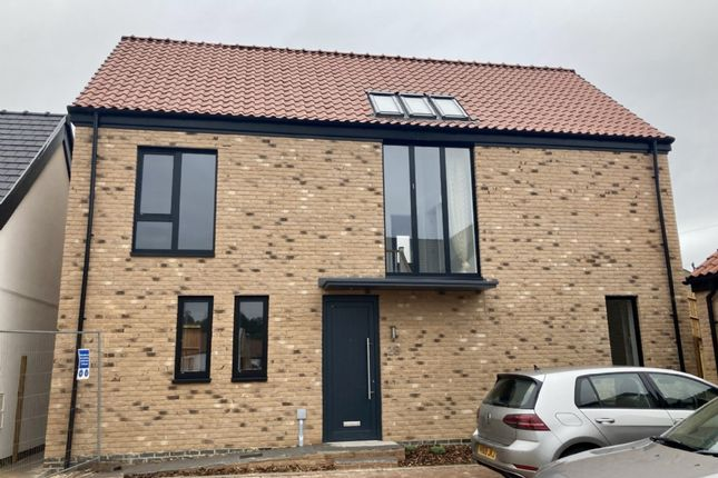 Thumbnail Detached house to rent in The Lerburne, Wedmore