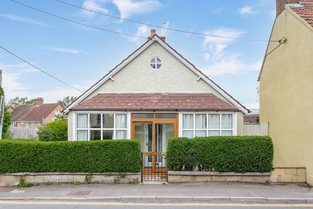 Thumbnail Detached bungalow for sale in Leigh Road, Westbury