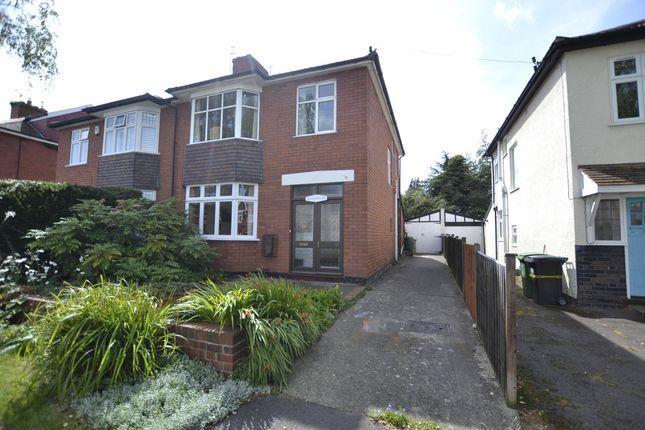 Thumbnail Semi-detached house for sale in Stoke Grove, Westbury-On-Trym. Bristol