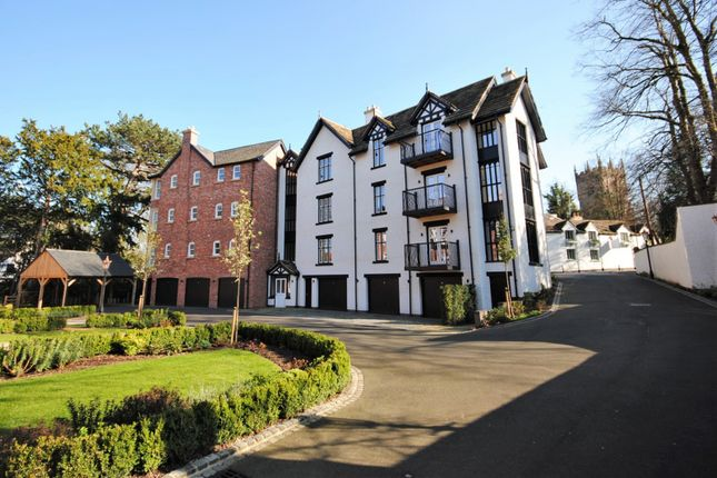 Thumbnail Flat for sale in Ford House, The Village, Prestbury