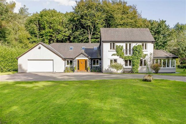 Thumbnail Detached house for sale in Tidenham Chase, Chepstow