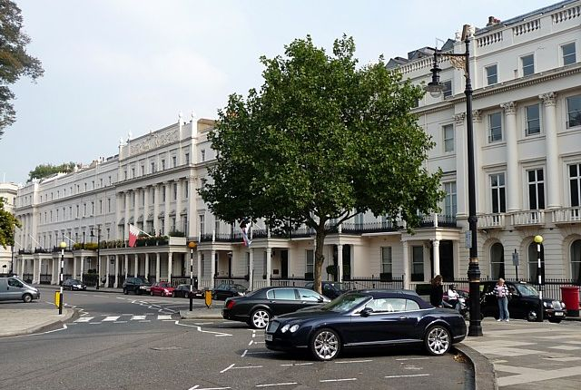 Thumbnail Detached house for sale in Belgrave Square, Belgravia