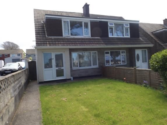 Thumbnail Semi-detached house for sale in Camborne, Cornwall, .