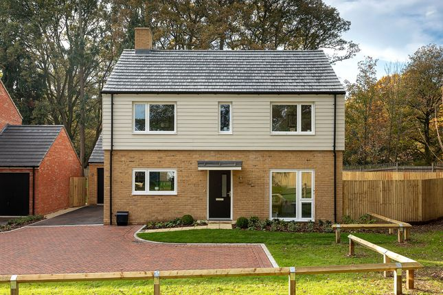 Thumbnail Detached house for sale in Rowtown, Surrey