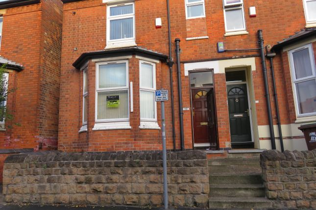 Thumbnail Semi-detached house to rent in Rothesay Avenue, Lenton, Nottingham