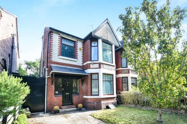Thumbnail Semi-detached house for sale in Burford Road, Manchester, Greater Manchester