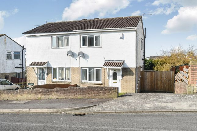 Thumbnail Semi-detached house for sale in Teifi Drive, Barry