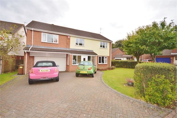Thumbnail Detached house for sale in The Chase, Rickleton, Washington, Tyne & Wear.