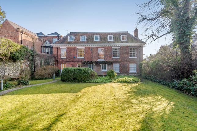 Thumbnail Town house for sale in Hyde Street, Winchester, Hampshire
