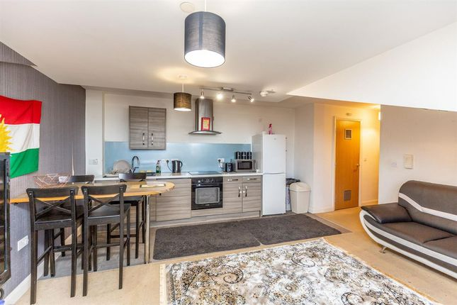 2 bed flat for sale in Apartment, Bloomsbury House, Guildhall Road, Northampton NN1