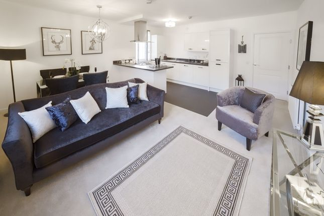 "Thumbnail Flat for sale in ""Birse"" at Woodlands Edge, Ellon"