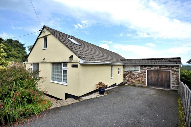 Thumbnail Detached bungalow for sale in Chilsworthy, Gunnislake, Cornwall