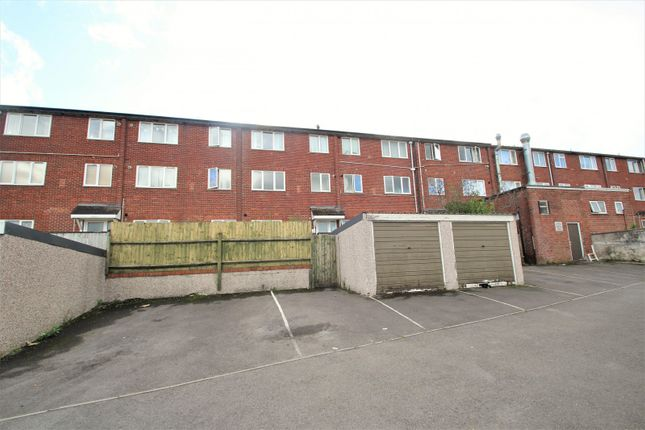 Rear And Garage of Pound Road, Kingswood, Bristol BS15