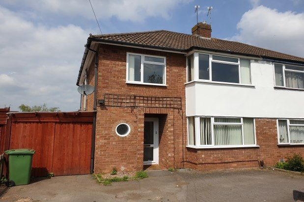 Thumbnail Semi-detached house to rent in Helmsdale Road, Leamington Spa