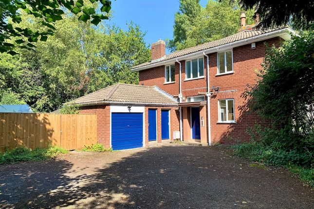Thumbnail Detached house to rent in Beechcroft Road, Swindon