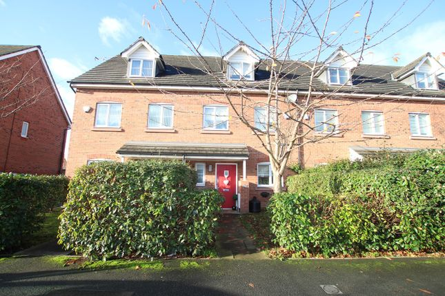 Thumbnail Town house to rent in Rylands Drive, Warrington