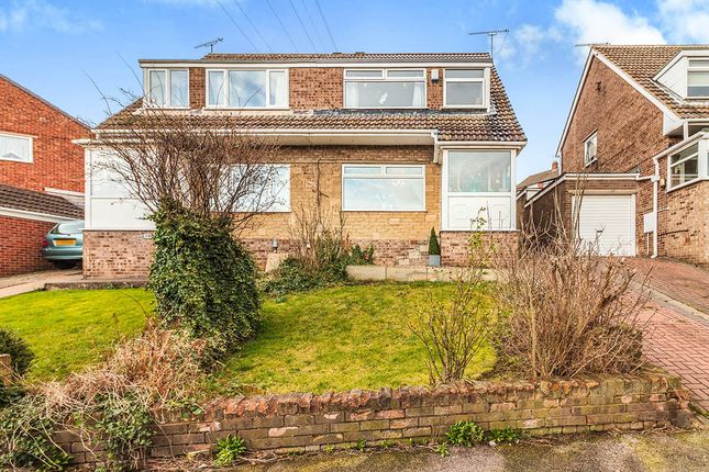 Thumbnail Semi-detached house for sale in Farm View Road, Kimberworth, Rotherham