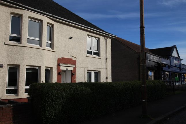 Thumbnail Flat to rent in Baldwin Avenue, Glasgow