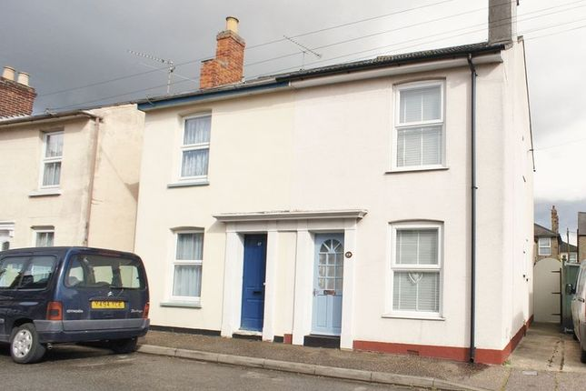 Thumbnail Terraced house to rent in Nelson Street, Brightlingsea, Colchester