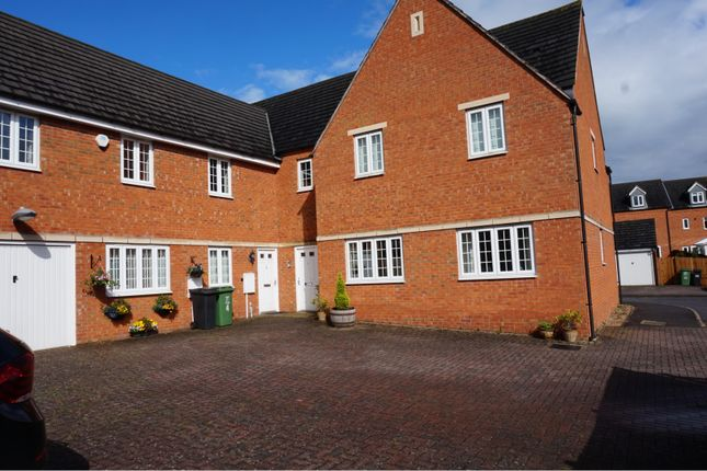 Thumbnail Flat to rent in Joseph Perkins Close, Redditch