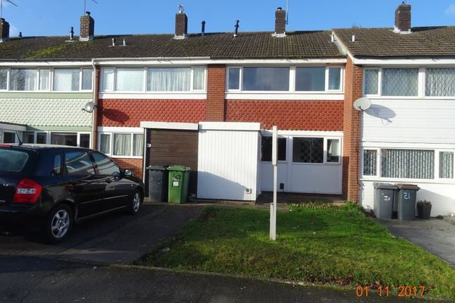 Thumbnail Property to rent in Birkdale Close, Whitestone, Nuneaton