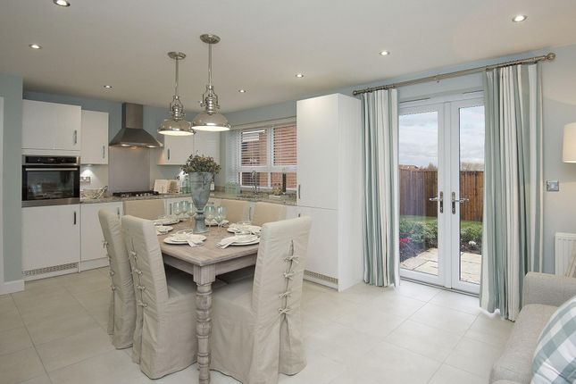 "4 bed detached house for sale in ""Chesham"" at Hampton Dene Road, Hereford"