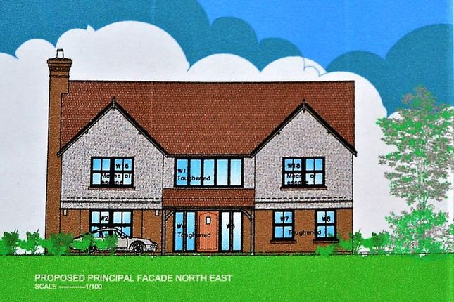 Thumbnail Detached house for sale in Greenfield Road, Pulloxhill, Bedford