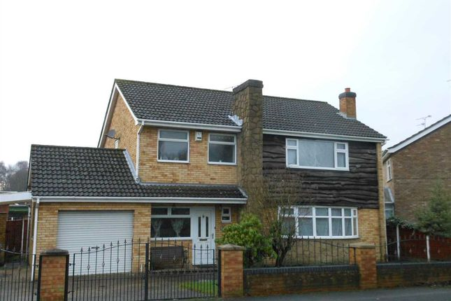 Thumbnail Detached house to rent in Weymouth Crescent, Scunthorpe
