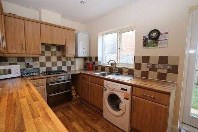 Kitchen of Seaton Grove, Broughton, Milton Keynes MK10