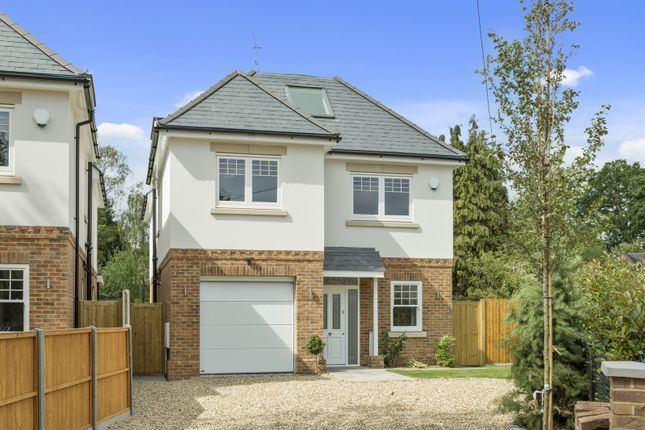 Thumbnail Detached house for sale in Richards Road, Stoke D'abernon, Cobham