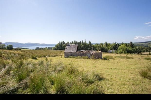 Land for sale in Tigh Na Rathaid Cottage, Kilfinan, Tighnabruaich, Argyll And Bute