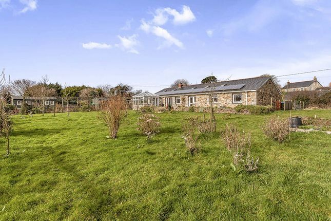 Thumbnail Bungalow for sale in The Stables Deveral Road, Fraddam, Hayle
