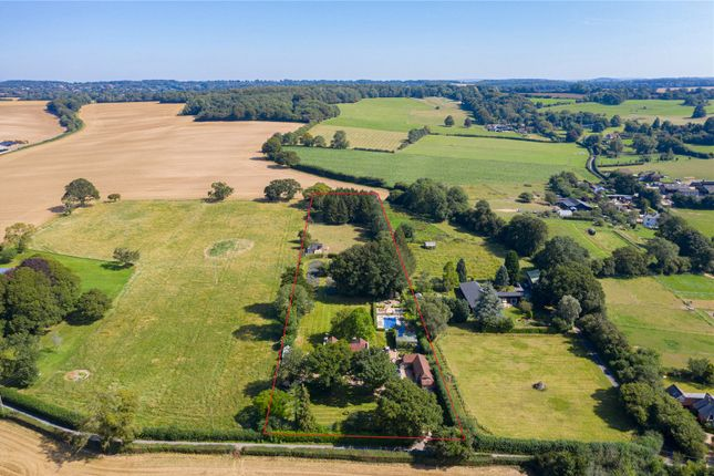6 bed detached house for sale in Court Lane, Ropley, Alresford, Hampshire SO24