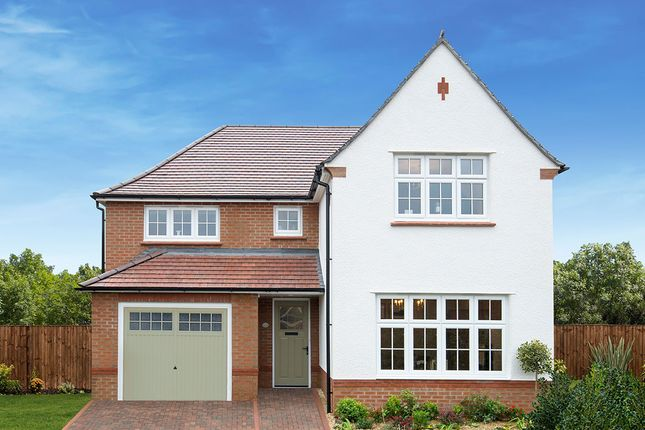 """Thumbnail Detached house for sale in """"Marlow +"""" at St. Andrews Road, Warminster"""
