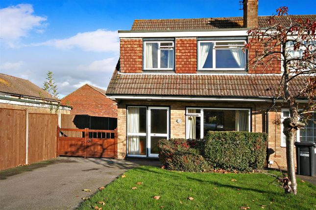 Thumbnail Semi-detached house to rent in Petworth Drive, Burgess Hill