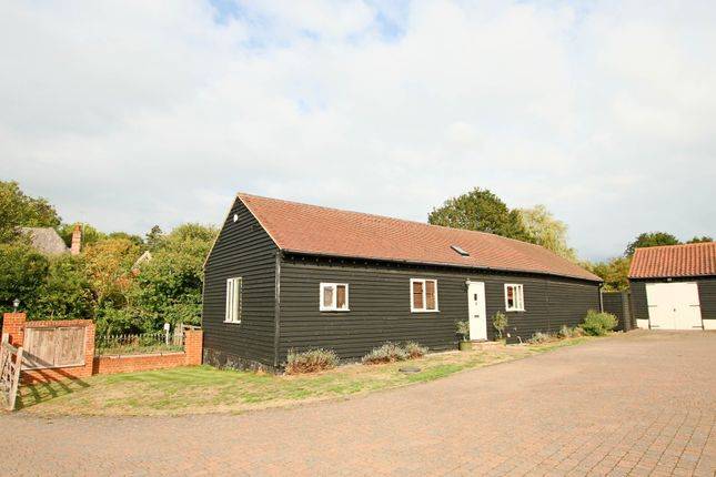 Thumbnail Barn conversion for sale in May Street, Great Chishill, Royston