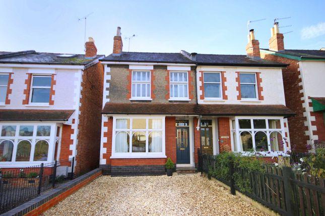 Thumbnail Semi-detached house for sale in Naunton Lane, Leckhampton, Cheltenham, Gloucestershire