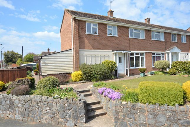 Thumbnail Semi-detached house for sale in Station Road, Pinhoe, Exeter