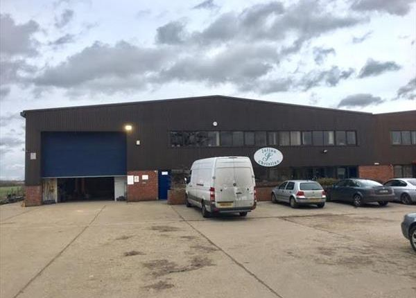 Thumbnail Light industrial to let in Unit 1, Tower Estate, Warpsgrove Lane, Chalgrove, Oxon