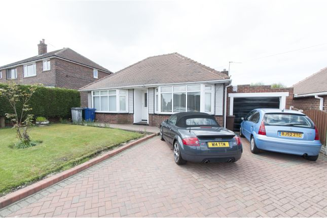 Thumbnail Detached bungalow for sale in Aldham House Lane, Barnsley