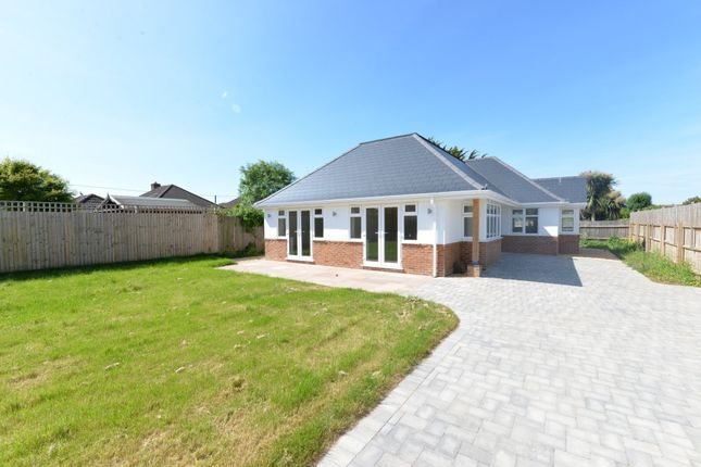 Thumbnail Detached bungalow for sale in Southern Lane, Barton On Sea, New Milton