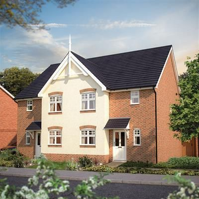 Thumbnail Semi-detached house for sale in Burfield Grange, Park Road, Halisham, East Sussex